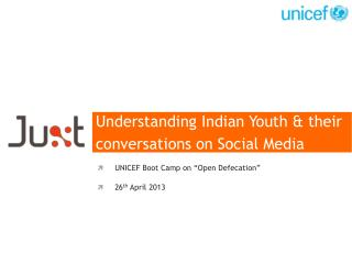 Understanding Indian Youth & their conversations on Social Media