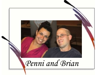 Penni and Brian