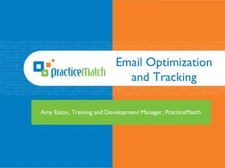 Email Optimization and Tracking