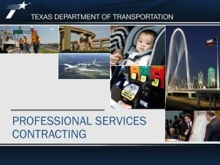 Professional Services Contracting
