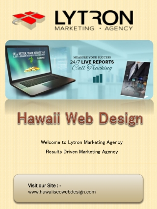 Honolulu Web Design