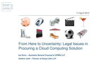 From Here to Uncertainty: Legal Issues in Procuring a Cloud Computing Solution
