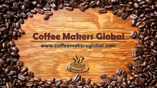 Coffee Makers Global