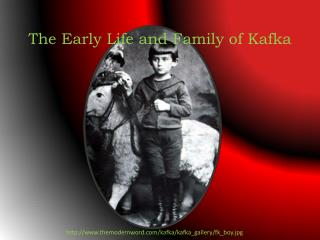 The Early Life and Family of Kafka