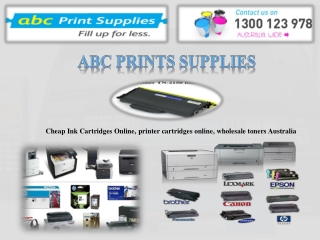 Buy Cheap Ink Cartridges Online