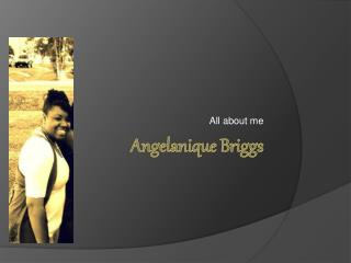 Angelanique Briggs