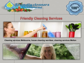 Obtain Best Cleaning Services Melbourne