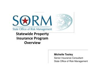 Statewide Property Insurance Program Overview
