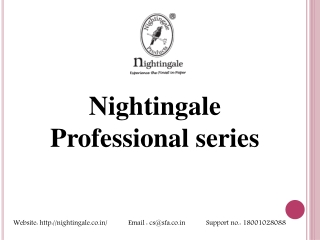 Nightingale Office series