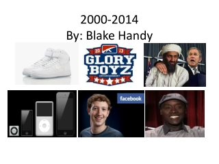 2000-2014 By:  B lake Handy