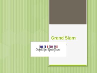 Grand Slam (tennis)
