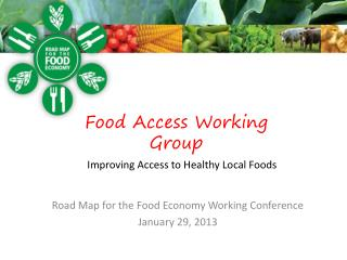 Food Access Working Group