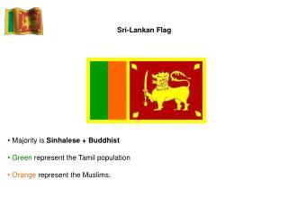 Sri-Lankan Flag