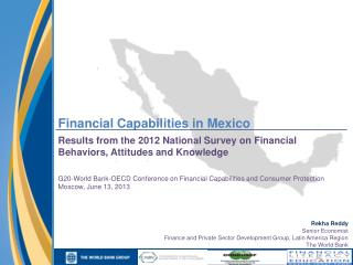 Financial Capabilities in Mexico