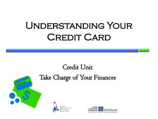 Understanding Your Credit Card