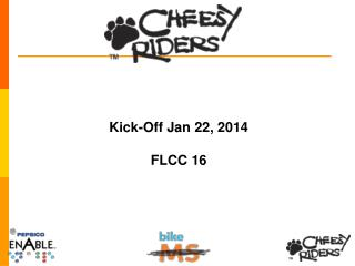 Kick-Off Jan 22, 2014 FLCC 16