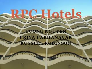 RPC Hotels