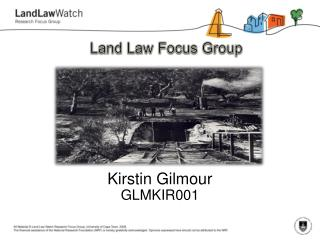 Land Law Focus Group