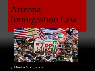 Arizona Immigration Law