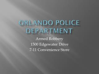 Orlando Police Department