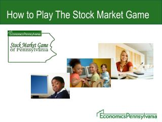 How to Play The Stock Market Game
