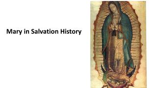 Mary in Salvation History