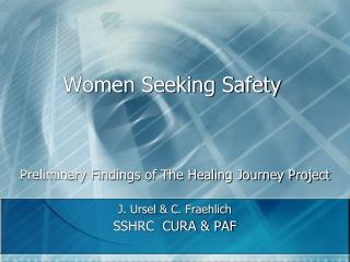 Women Seeking Safety