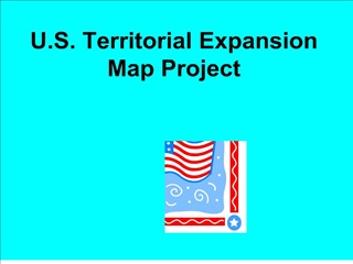 u.s. territorial expansion map project