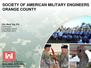 Society of American Military Engineers Orange County