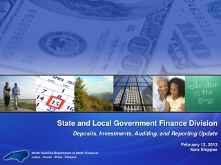 State and Local Government Finance Division