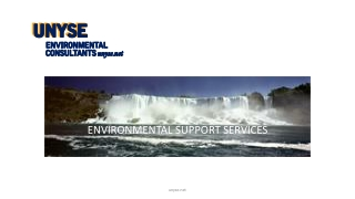 ENVIRONMENTAL SUPPORT SERVICES