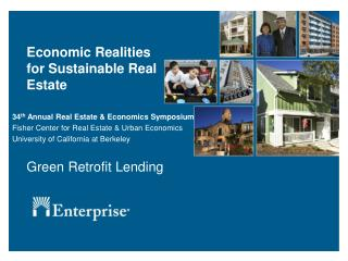 Economic Realities for Sustainable Real Estate