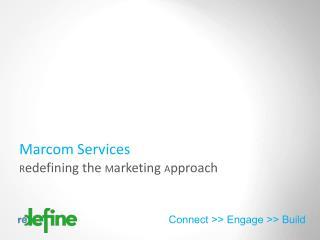 Marcom Services