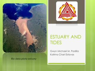 ESTUARY AND TIDES