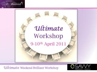 Ultimate Workshop
