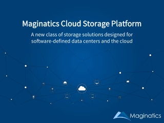 Maginatics provides a new class of storage technology
