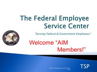The Federal Employee Service Center