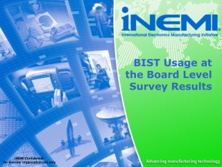 BIST Usage at the Board Level  Survey Results