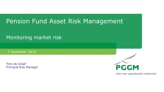 Pension Fund  Asset  Risk Management
