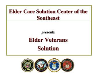 Elder Care Solution Center of the Southeast