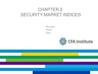 Chapter 2  Security Market Indices