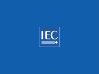 INTRODUCTION TO THE IEC  IEEE Computer Society (CS) Design Automation Standards Committee (DASC) Meeting