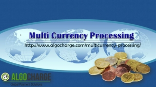 Multi Currency Processing