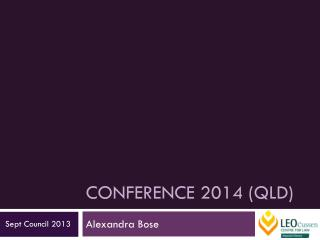 Conference 2014 (QLD)