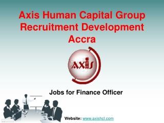 Axis Human Capital Group Recruitment Development Accra
