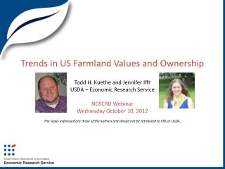 Trends in US Farmland Values and Ownership