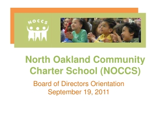 North Oakland Community Charter School (NOCCS)