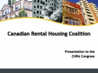Presentation to the CHRA Congress