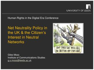 Human Rights in the Digital  Era Conference