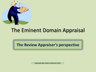The Eminent Domain Appraisal